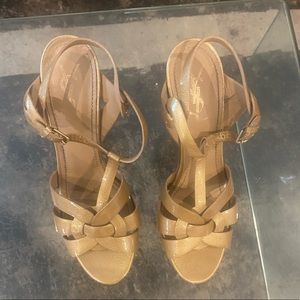 YSL Tribute sandals 42